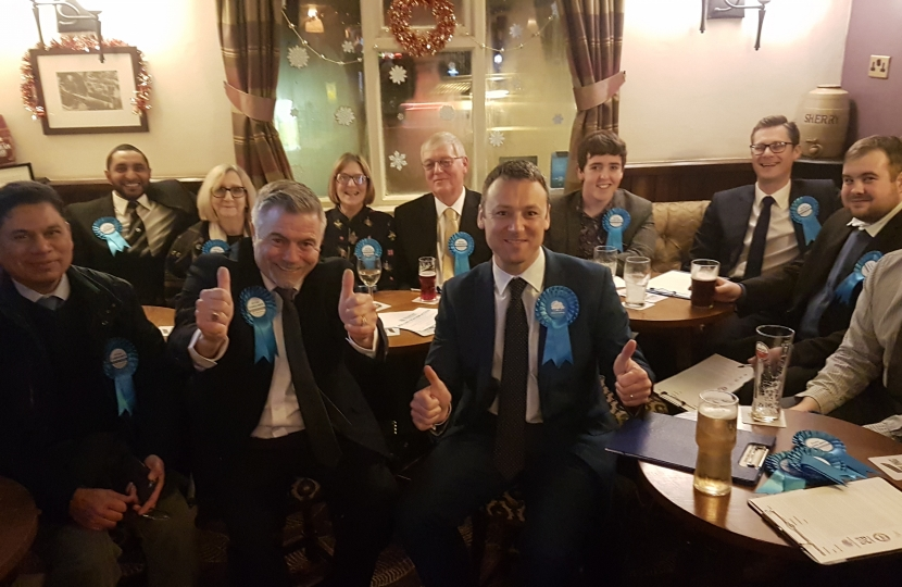 In the pub before the count