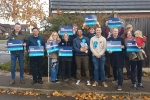 Conservatives Launch their campaign in Gateford